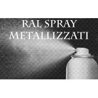 Ral Spray Metallizzati
